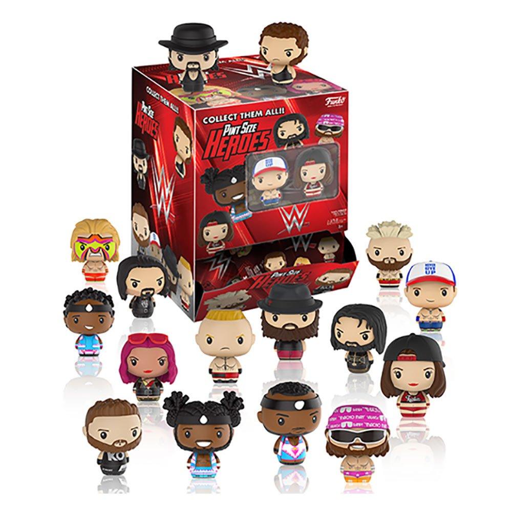 Replying to @OriginalFunko: RT & follow @OriginalFunko for the chance to win a box of WWE Pint Size Heroes! #RoyalRumble