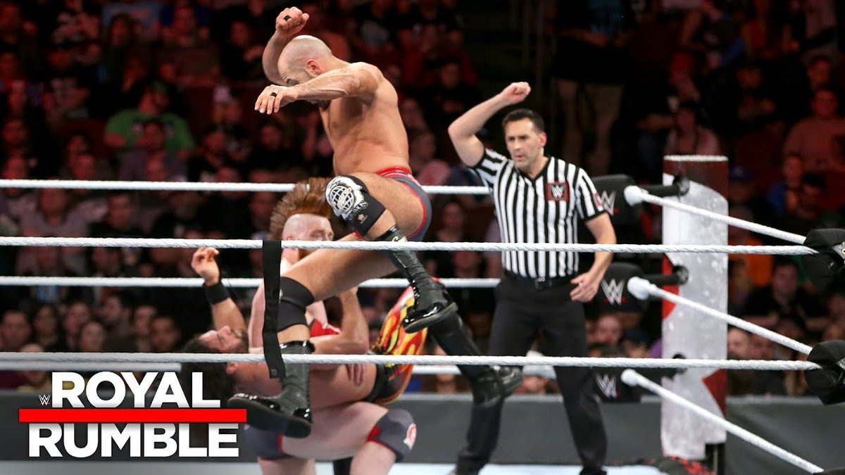 wwe royal rumble 2018 - DUrqR VVMAE3RSD - WWE Royal Rumble 2018 Results & Winner Name With Photos