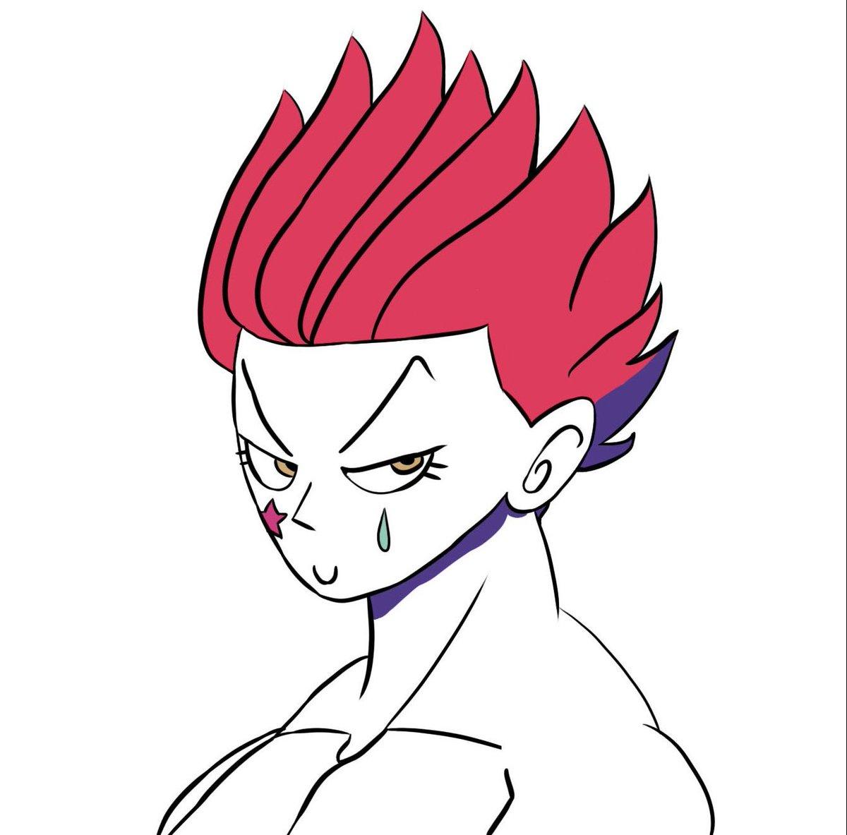 Zain On Twitter It S Back Again Art Fanart Hunterxhunter Hxh Hisoka Anime Manga Drawing Digitalart Illustration
