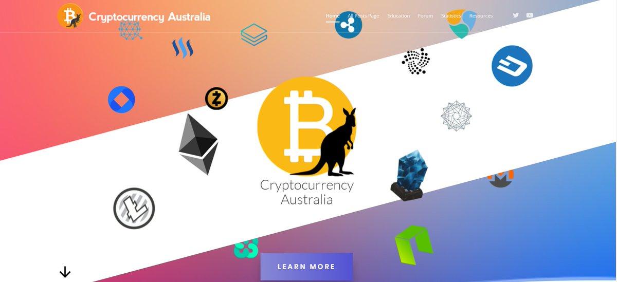 cryptocurrency australia website