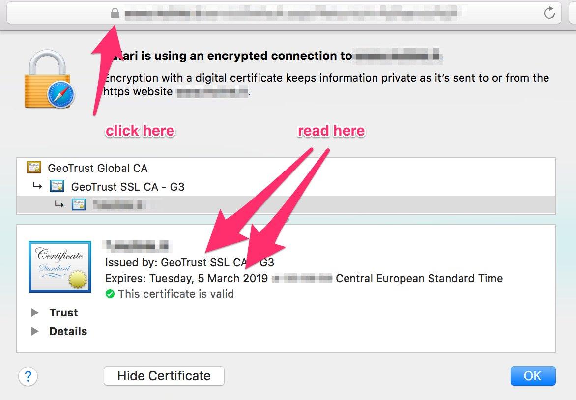 Duncan Wilcox On Twitter Psa Is Your Websites Ssl Certificate