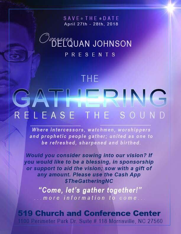 theremnantgathering hashtag on Twitter
