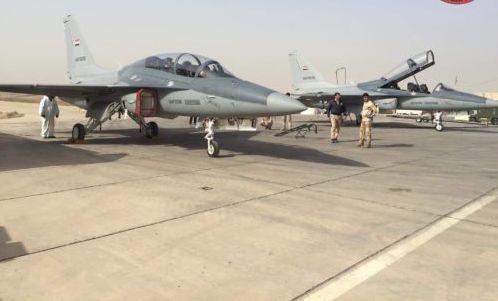 صفقه مقاتلات KAI T-50IQ للعراق .......متجدد  - صفحة 11 DUsqRhXW0AAPhOi