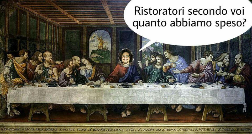 -Giuda che voto hai dato a Giovanni ?  -...