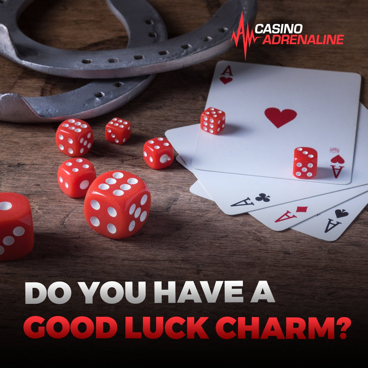 test Twitter Media - Are you superstitious, do you have your special gambling good luck charms? Tell us! https://t.co/qvAhAMZIF6