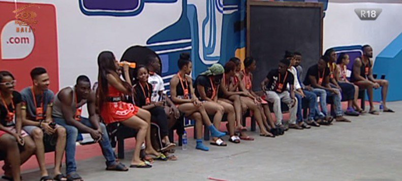 #BBNaija 2018 week 1 Update;Tobi Bakre wins first Head of house title