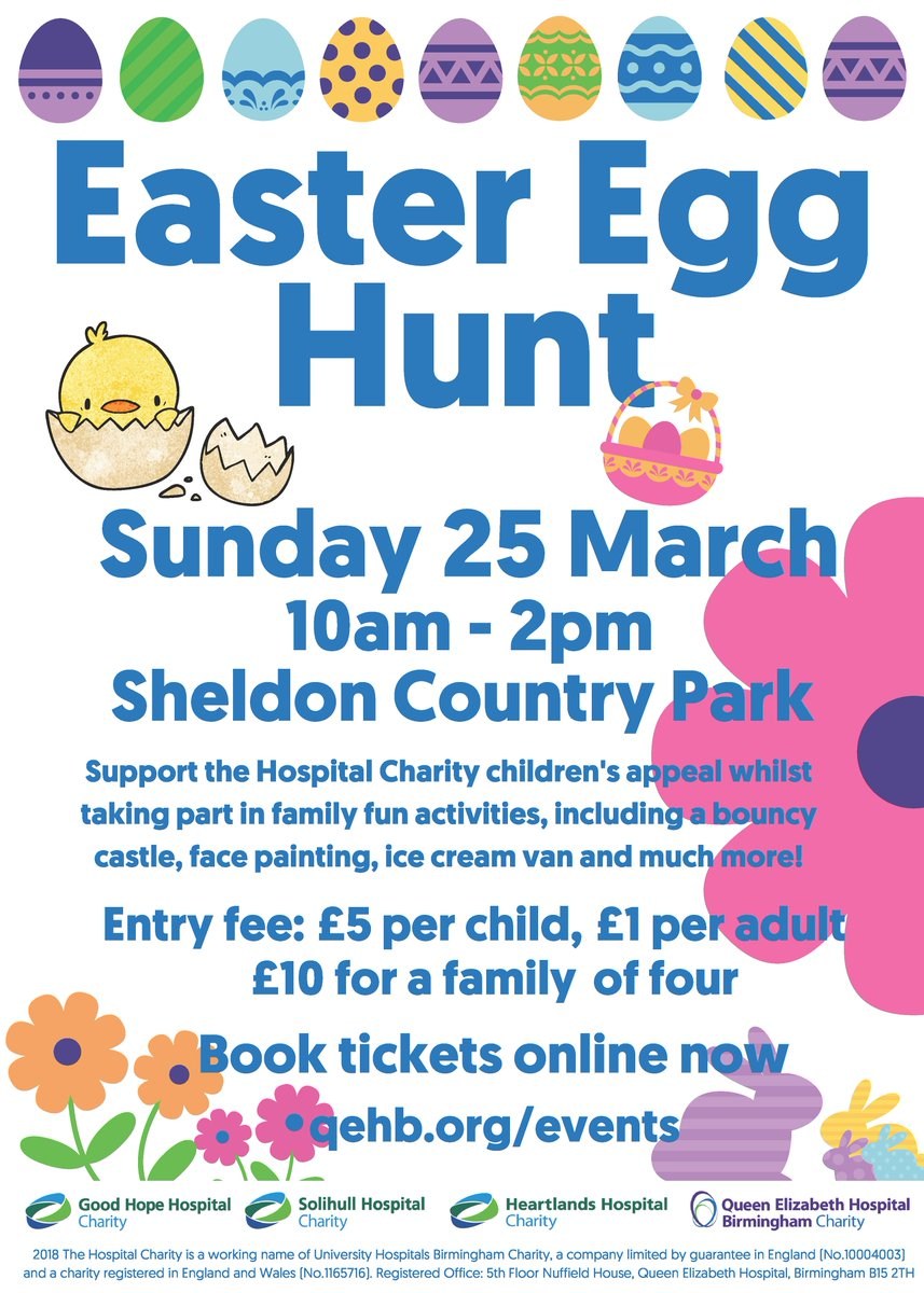 Solihull Hospital Charitys Tweet Join The Hospital Charity For A