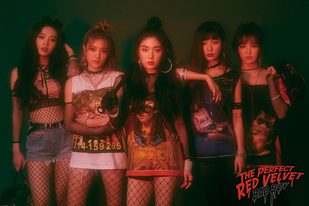 Red Velvet call out to a 'Bad Boy' in repackage comeback http://ridder.co/OEawMq  by #allkpop via @ridder_co