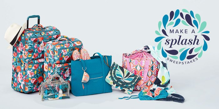 Five Vera Bradley Travel Gift Sets Packed With Everything You Need For A Sunny Vacay Start Planning Your Trip And Enter Now Http Bit Ly 2deuims