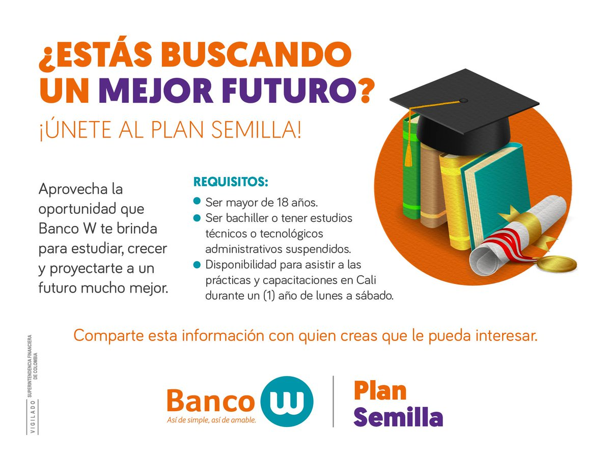 Banco W on Twitter: \