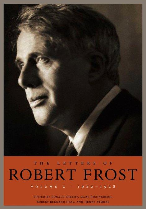 robert frost died