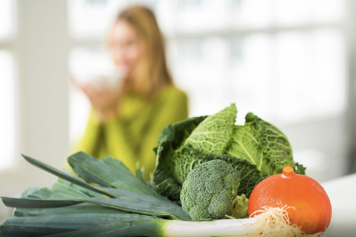 Овощная диета описание