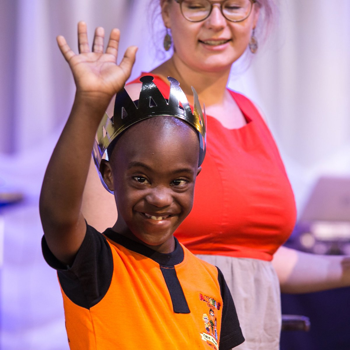 Dont Let Special Needs Students Fall >> Watoto Church On Twitter Everyone Matters At Nighttoshine Is A