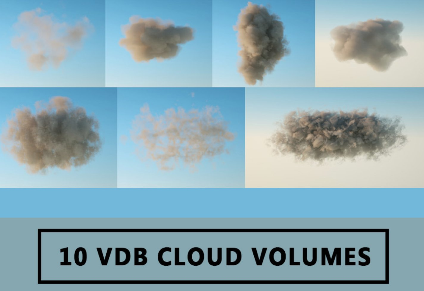10 VDB Cloud Volumes t