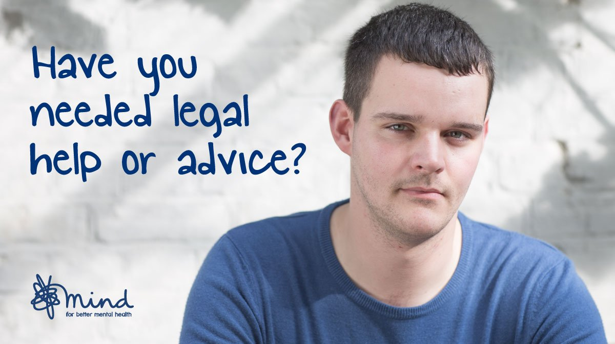 31e7b97961 ... too many people with mental health problems are missing out on free  legal advice and support. if you ve needed legal support in in the past
