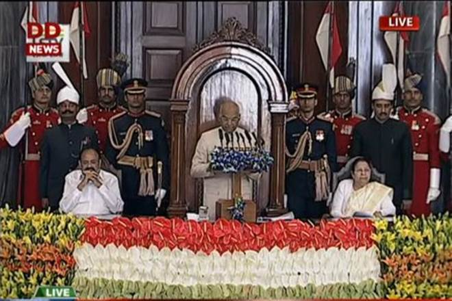 Working to uplift weaker sections is #government's priority, says President #RamNathKovind https://t.co/9bcXpPuKYv