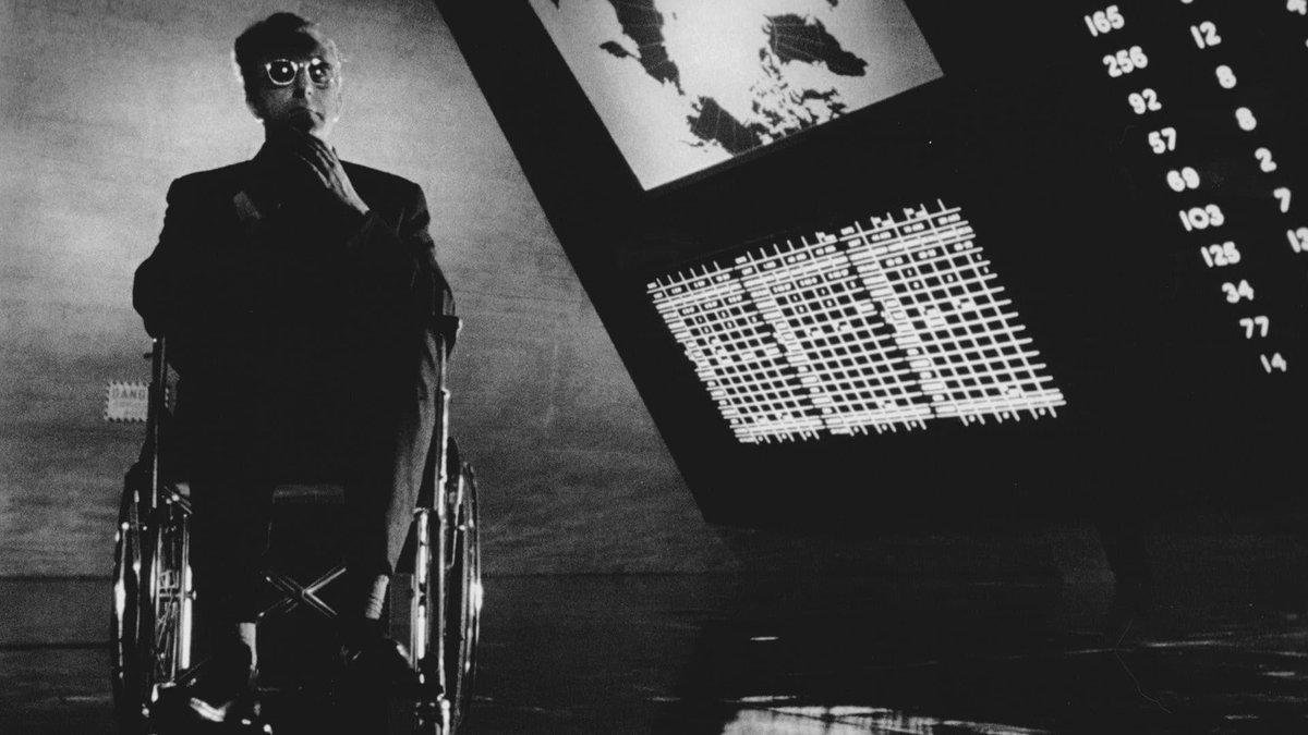 Hikari Titan On Twitter Otd In 1964 Kubrick S Ingenious Cold