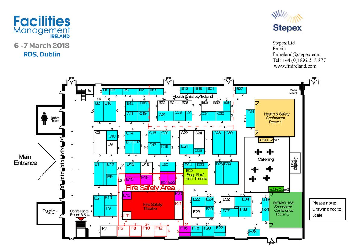 Workplace Facilities Expo On Twitter
