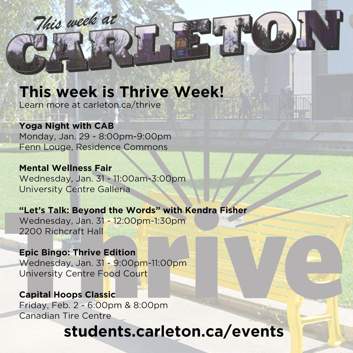 Carleton UniversityVerified Account U