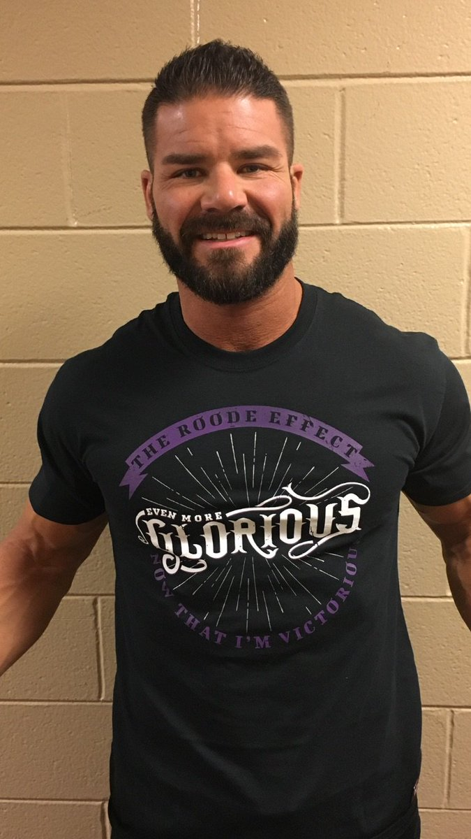 Feeling #GLORIOUS? Grab this Authentic Tee only available in the WWE Slam Crate! Use code GLORIOUS15 for 15% off. Sale ends 2/15: loot.cr/glorious