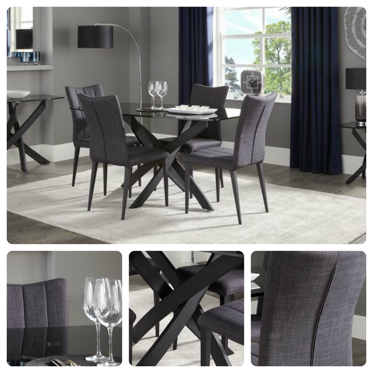 Could A New Dining Table, Like This Stylish Mosaic Table And Chairs, Give  You The Motivation To Spend More Time Eating Together As A Family? ...