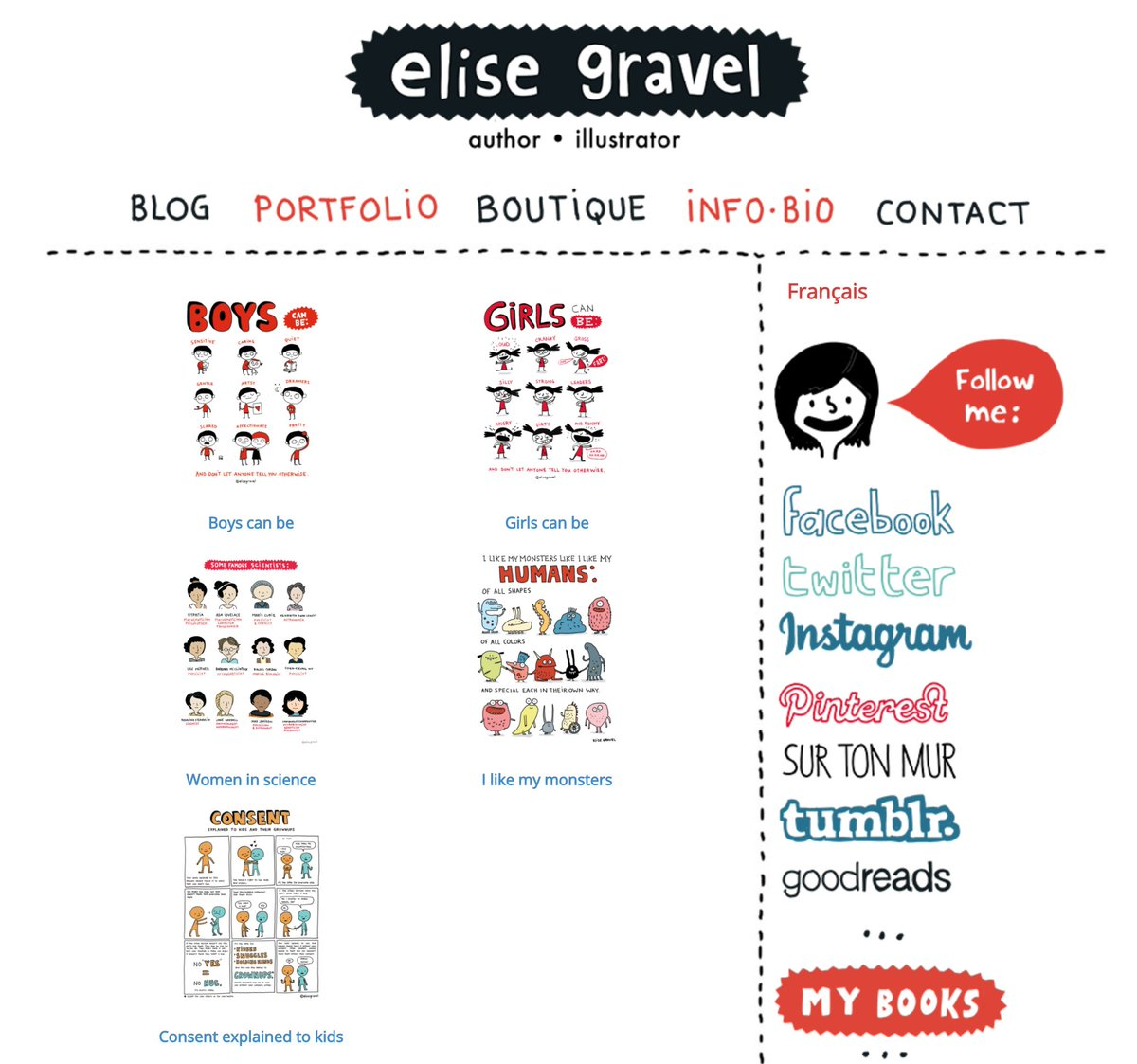 Elise Gravel On Twitter I Made All My Free Printable Posters For