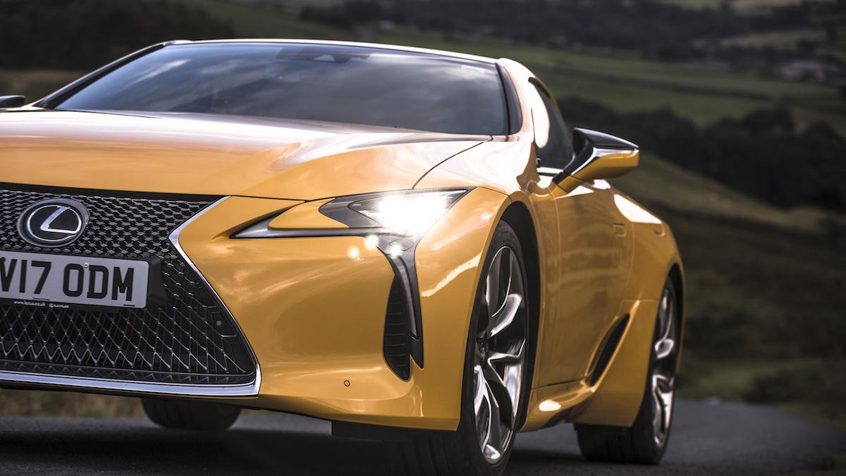 Take the long way home. #LexusLC https://t.co/4oSZYiBGdY