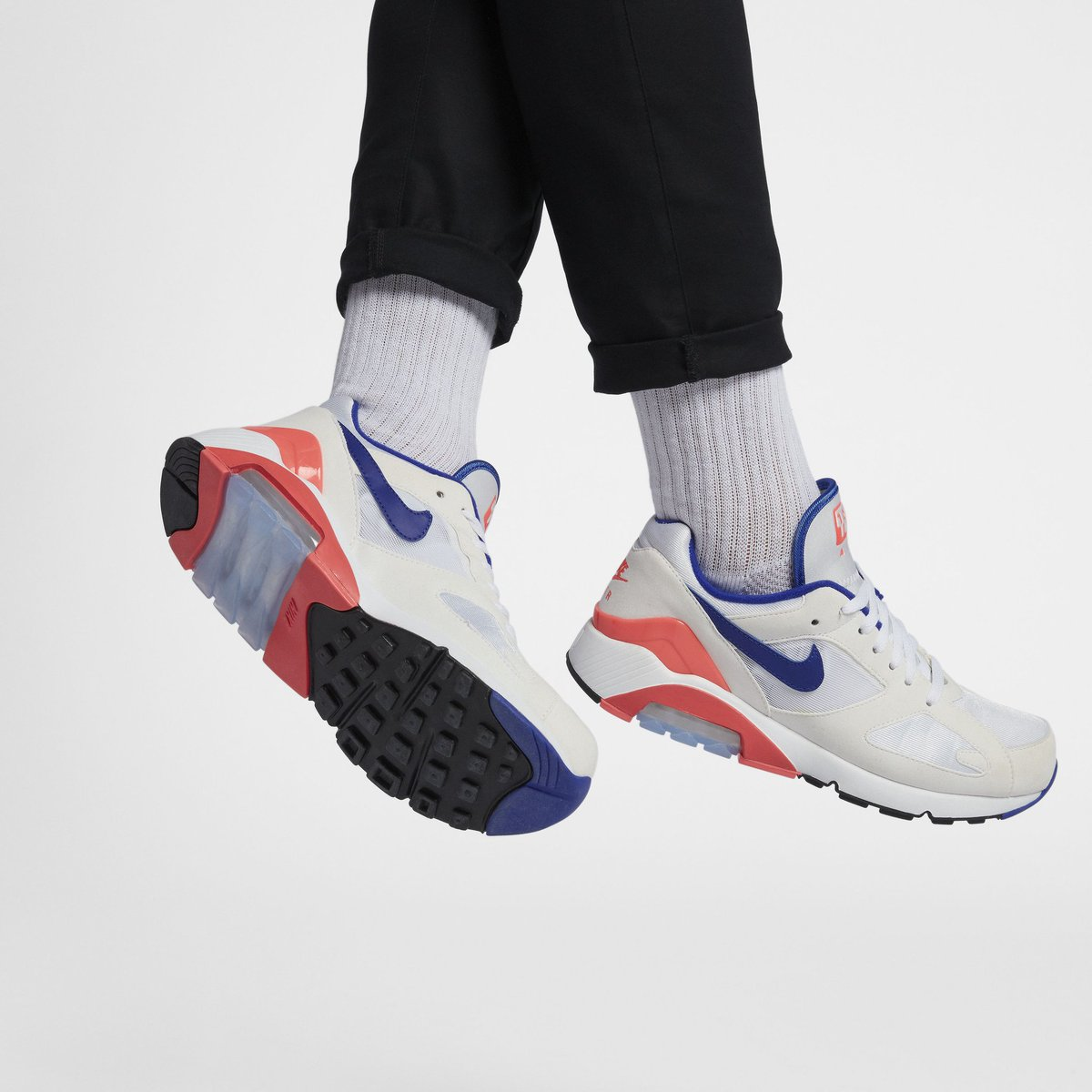 2018 Nike Air Max 180 OG White Ultramarine