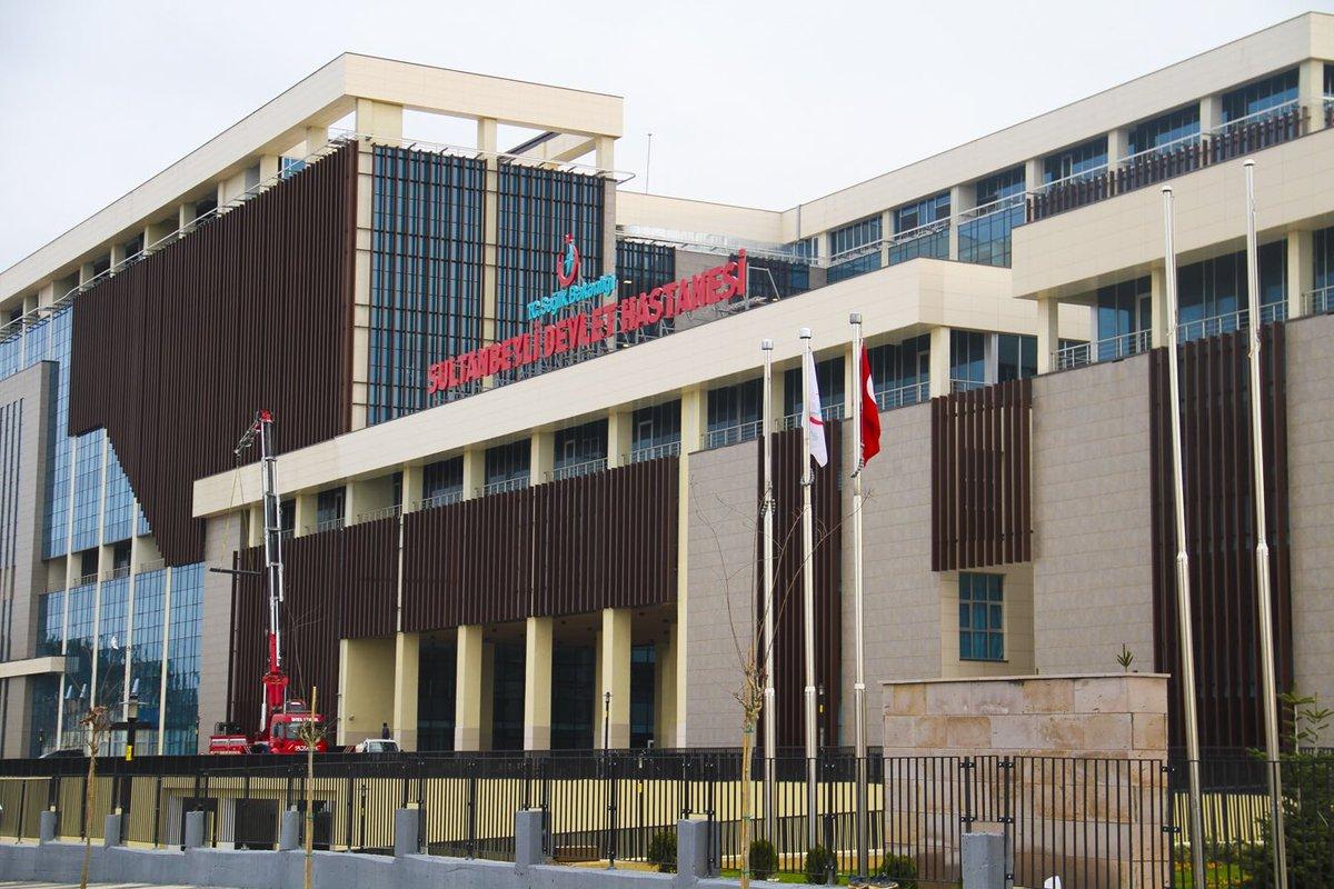 Sultanbeyli Devlet Hastanesi ile ilgili görsel sonucu