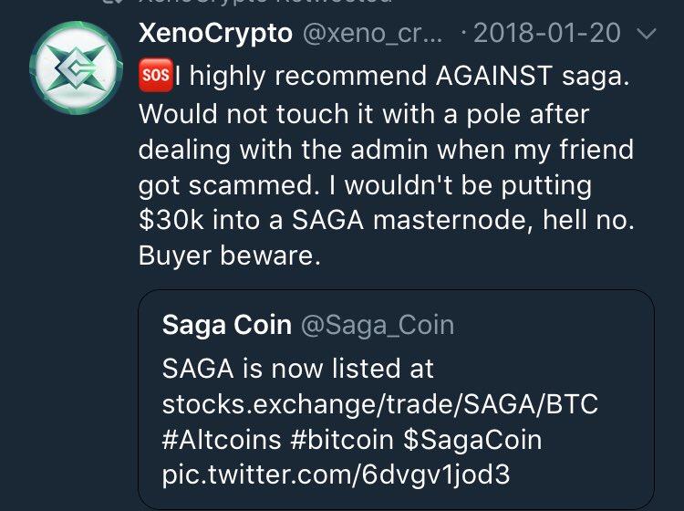 Shill Master Flex (Mr SYG) on Twitter: