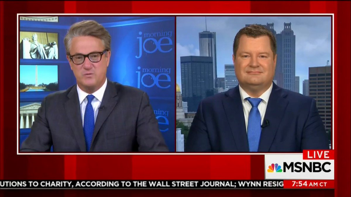 Erick Erickson Hits Fellow Evangelical Jerry Falwell Jr. For Embracing Trump Instead of God https://t.co/BpSzfamVR1 (VIDEO)