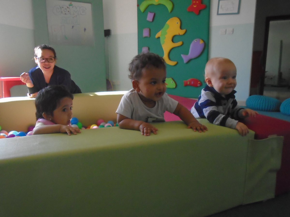 Little Explorer Monkeys Having A Great Time In The Ball Pit Children Love Physical Play They Can Develop Their Wonderful Gross Motor Skills And Burn Off