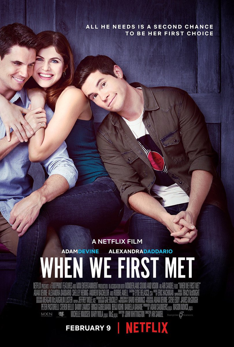 Bakınız On Twitter Netflixin Romantik Komedibilimkurgu Filmi
