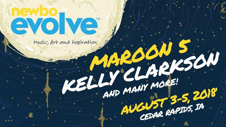 Well be in Cedar Rapids, Iowa for NEWBO Evolve in August!! We can't wait!! #REDPILLBLUESTOUR https://t.co/jJYW0OlSpo