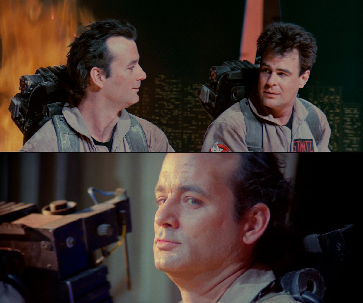 Ghostbusters News On Twitter See You On The Other Side Ray Peter Venkman Nice Working With You Dr Venkman Ray Stantz Ghostbusters Billmuray Danaykroyd Whoyougonnacall Movie Film Https T Co Sooobor08t