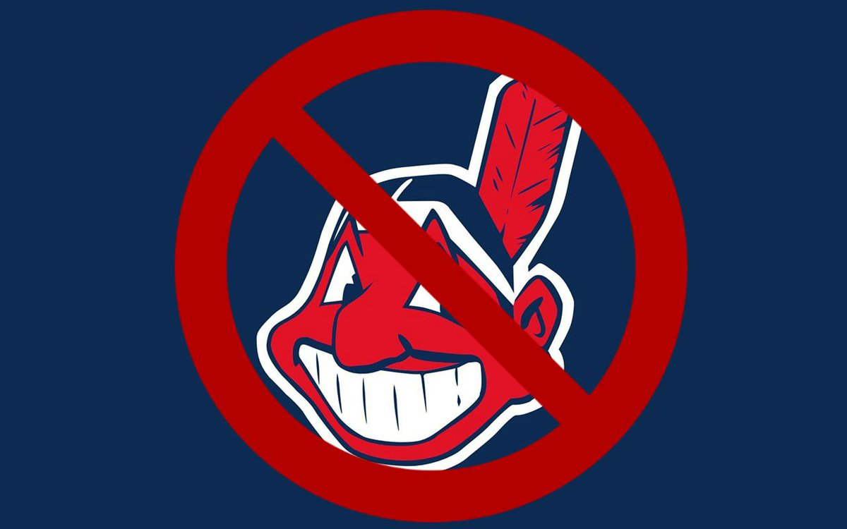Adam best on twitter the cleveland indians will stop using this adam best on twitter the cleveland indians will stop using this offensive chief wahoo logo on their uniforms in 2019 long overdue youre up next biocorpaavc Choice Image
