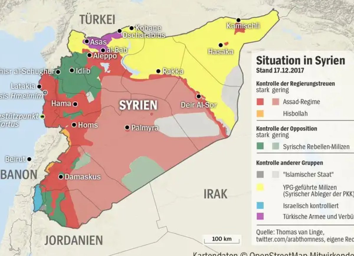 Picture of: Peter R Neumann On Twitter According To Spiegelonline A Third Of Syria S Territory Is Now Run By Pkk Affiliated Kurds While Kurds Only Represent 10 Of Syria S Population What Can Possibly Go Wrong