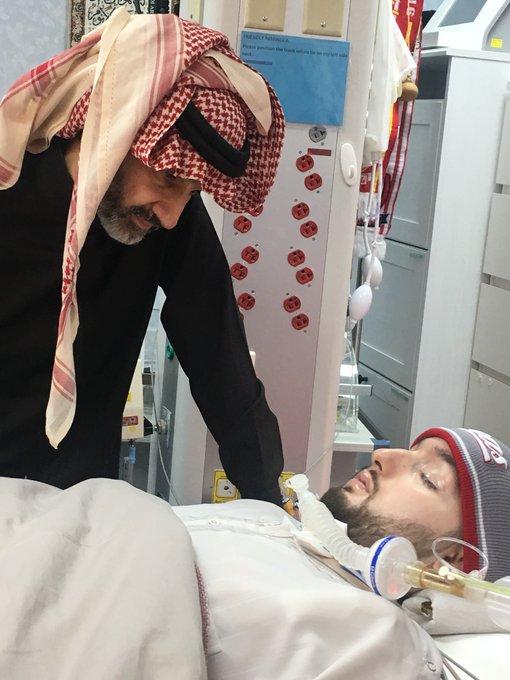 Arabie Saoudite : un prince bouge la tête pour la première fois après 14 ans dans le Coma (Vidéo)