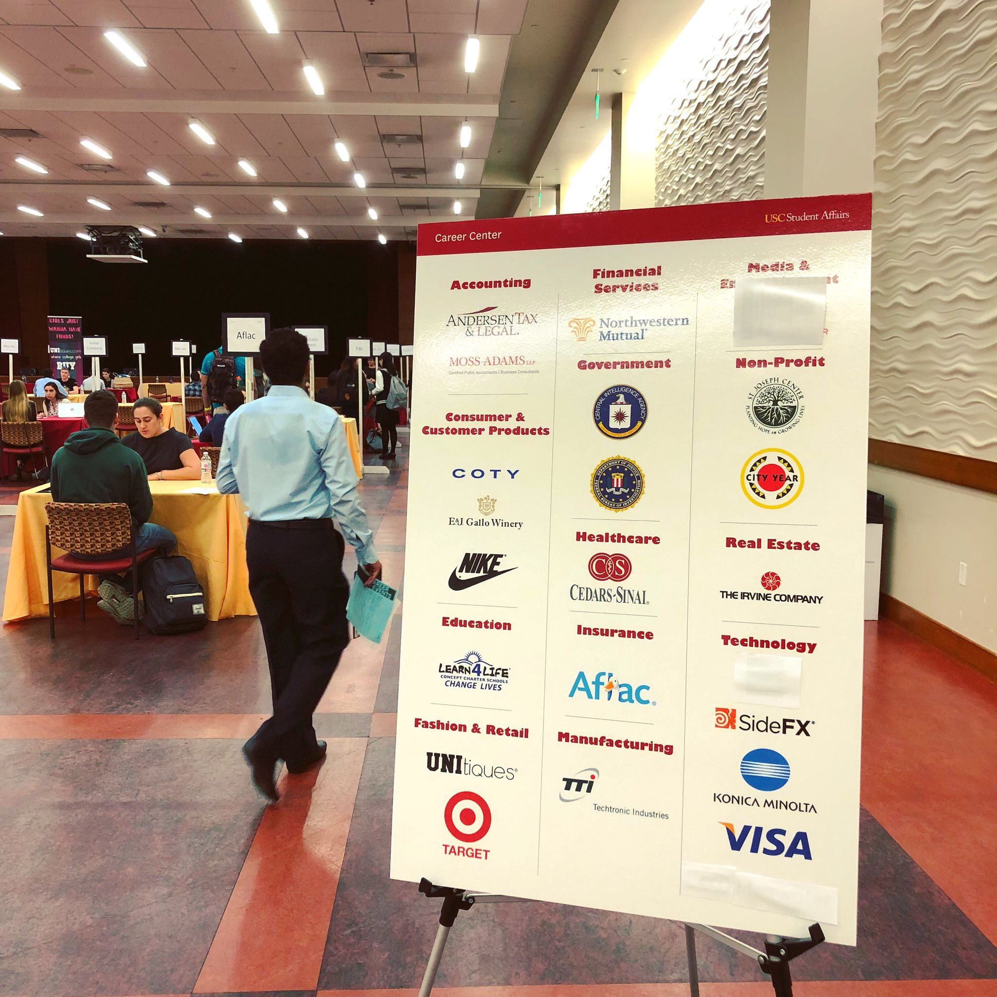 usc career center on twitter   u0026quot all of these employers are