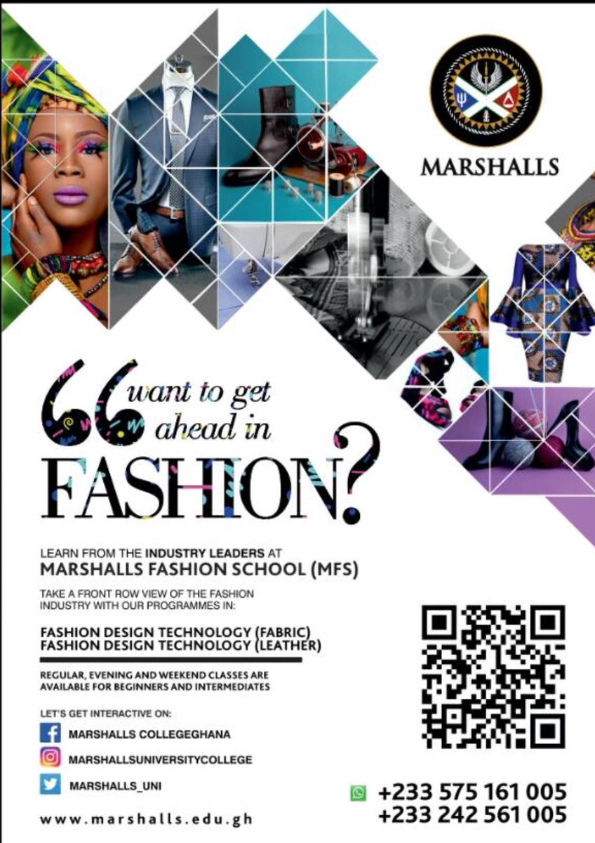 School Of Fashion And Design Ghana School Style