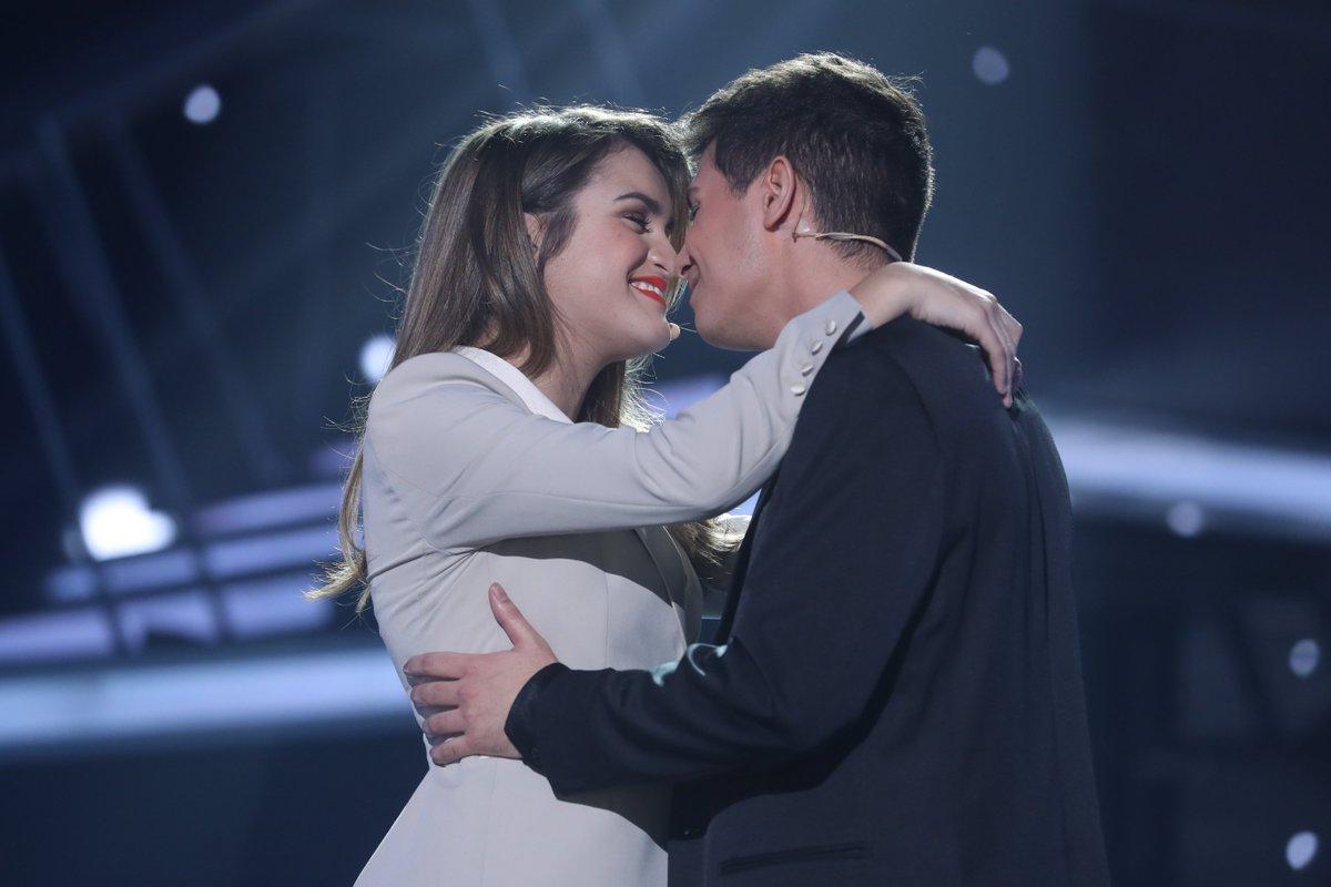 'Tu canción' de Alfred y Amaia a #Eurovision2018 rtve.es/television/ot/… #Almaia #EurovisionOT