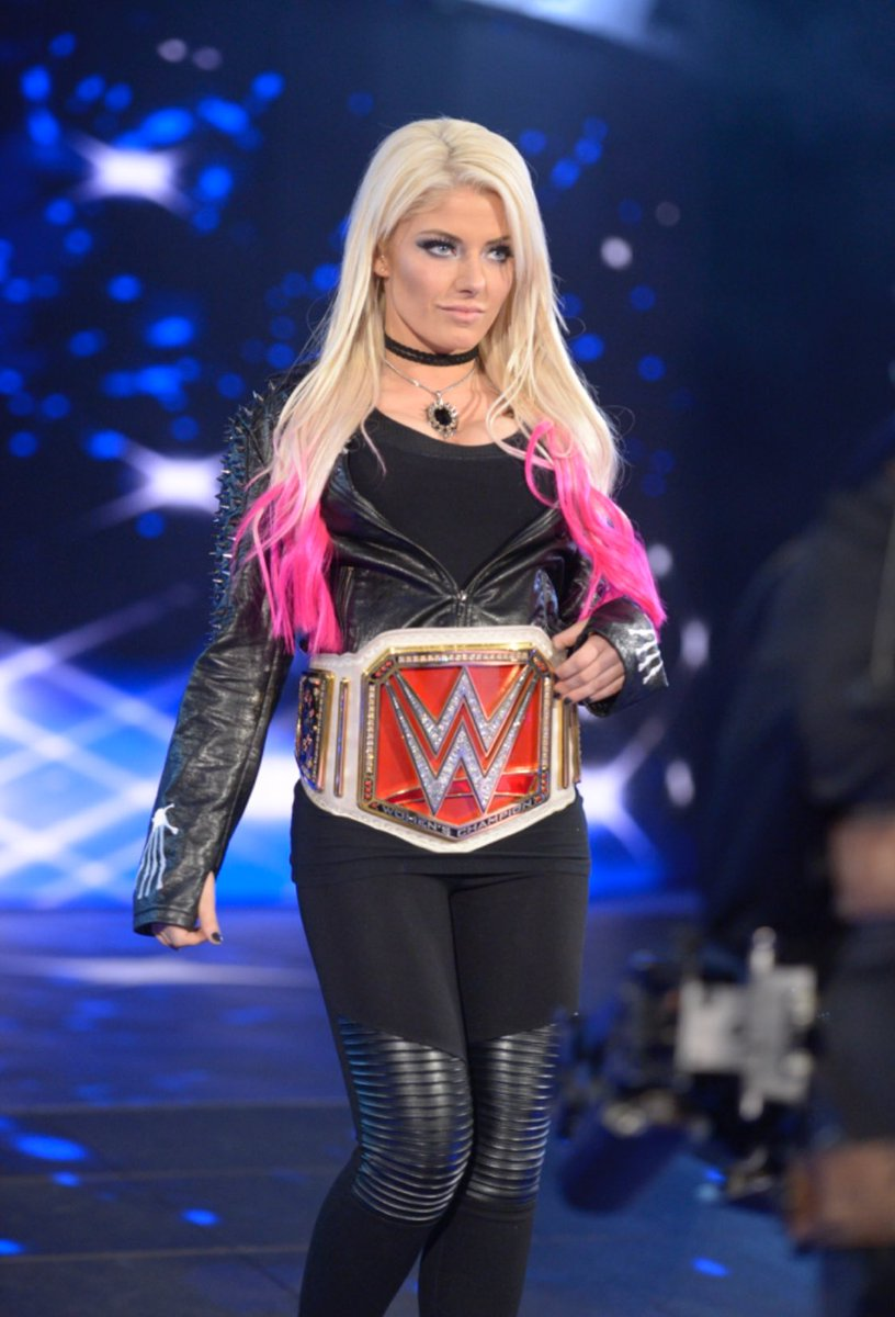 Best Place For Sex With Alexa Bliss