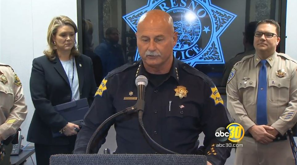 LIVE Fresno Police Department Holds Press Conference Regarding Operation Targeting Guns And Gangs Abc30 Live 23353 Pictwitter JnFPMJqDHM