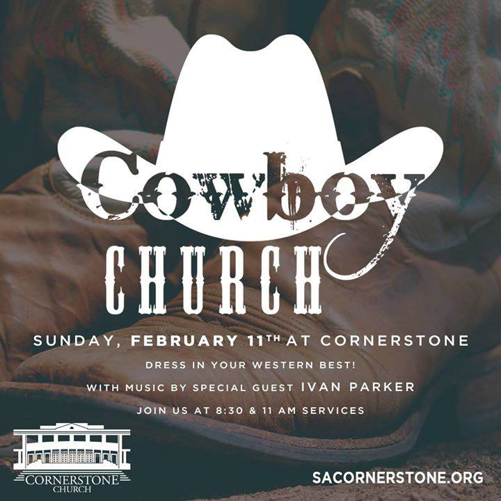6add6c99322ac Leave your spurs at home  do not pack your six-shooter. Leave your horse at  the house and your ten-gallon hat in the truck. Giddy up and we ll see you  ...