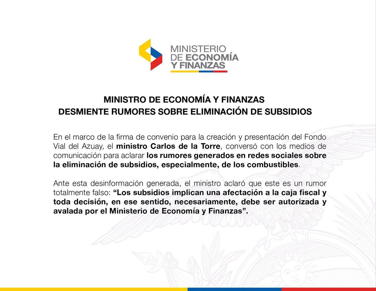 Economía Finanzas Ec on Twitter: \