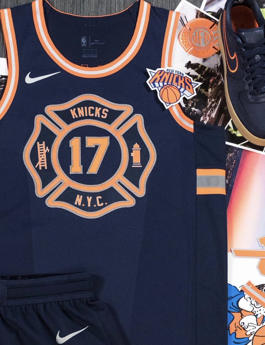 f7c5eaeed42 new york unites tomorrow vs brooklyn we will debut our knicks city edition  uniforms to pay