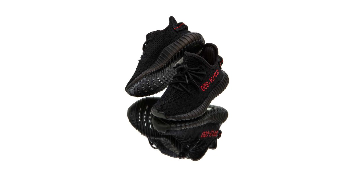 Flight Club On Twitter Adidas Yeezy Boost 350 V2 Infant Bred Find Them Here Https T Co Ru9bcmuj8y