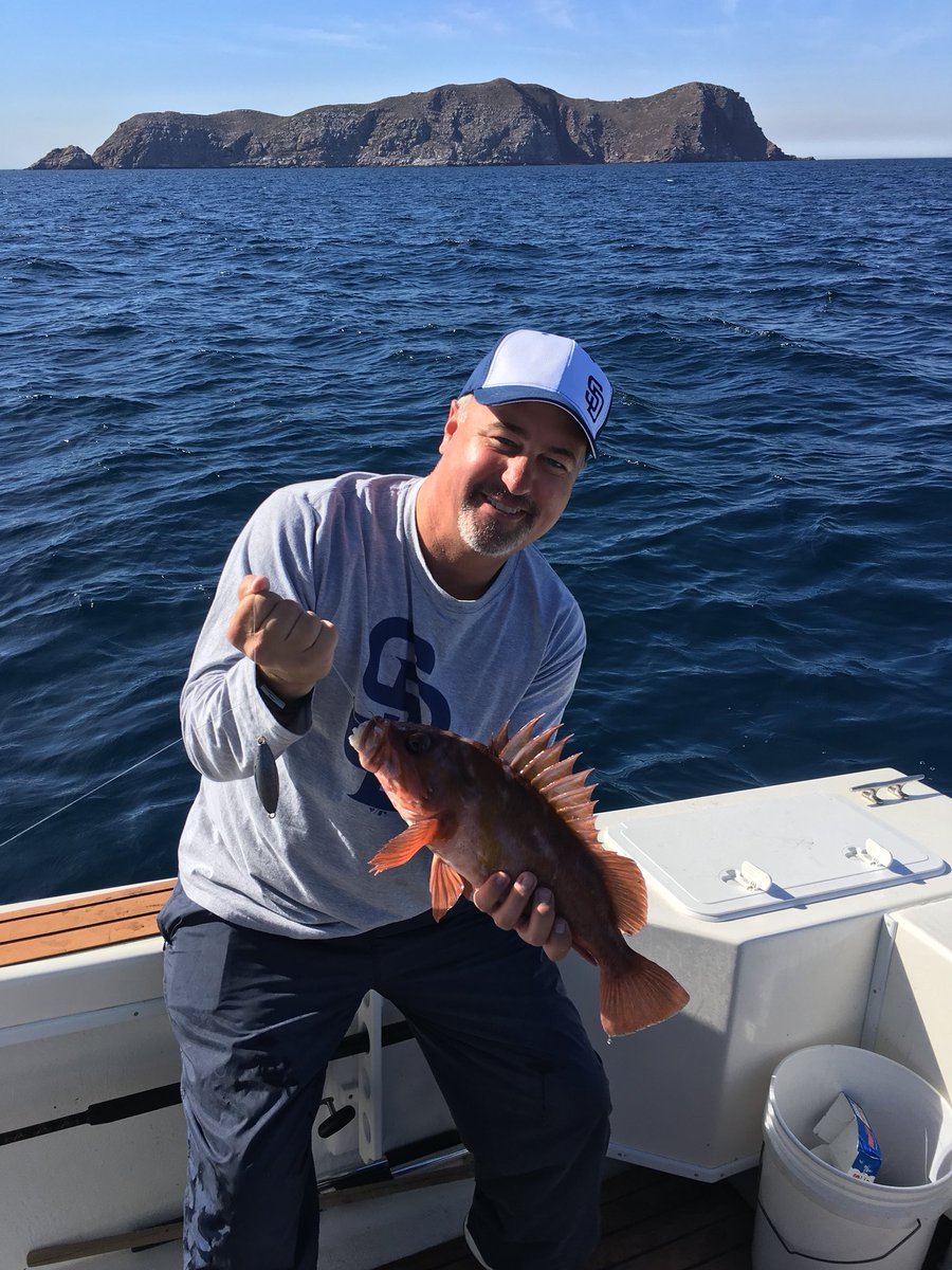 Don orsillo donorsillo latest news breaking for Best fishing times for today
