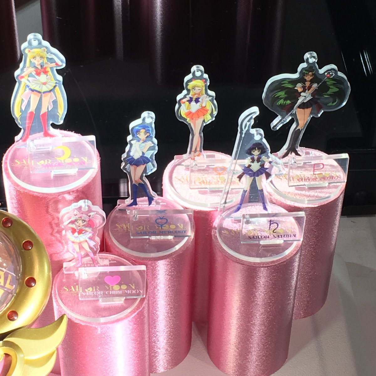 [News] Universal Studios Japan Sailor Moon Attraction DUw8RHPU0AAgPrm