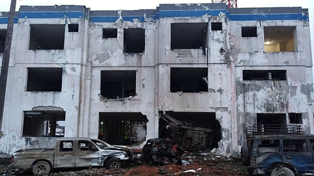 La DEA asiste a Ecuador tras atentado co...